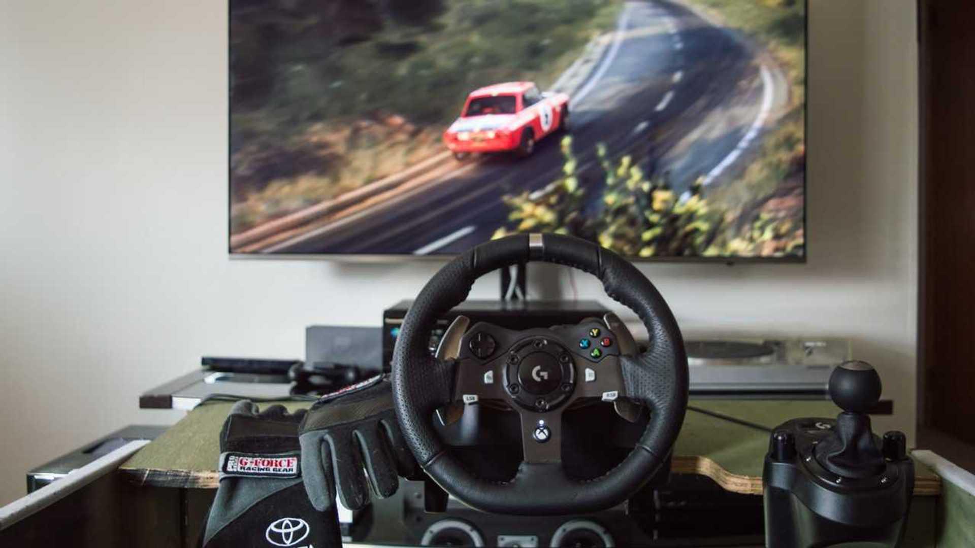 Homemade Sim Racing Cockpit | Motor1 com Photos
