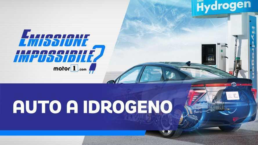 Auto a idrogeno e auto elettriche, quali sono le differenze?