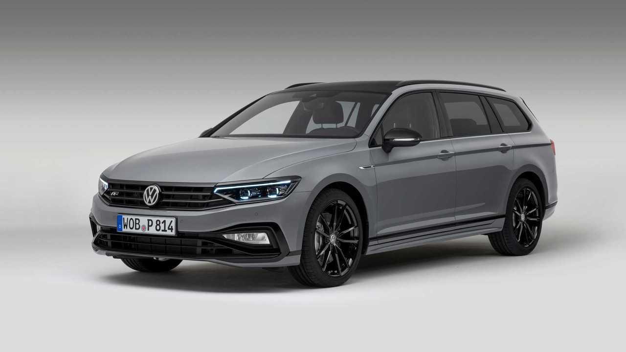 2019 VW Passat Variant R-Line kiadás
