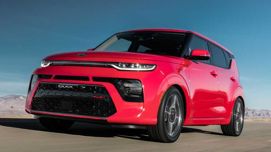 Most Expensive 2020 Kia Soul Costs $30,825