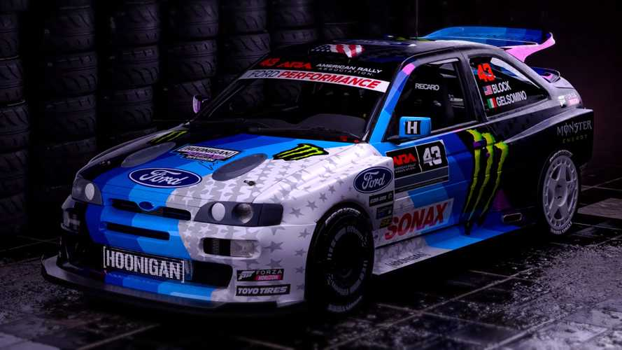 Ken Block is bringing the 'Cossie' back from the dead for a world tour