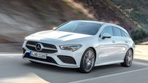 Mercedes CLA Shooting Brake (2019)