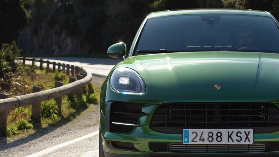 La versión eléctrica del Porsche Macan utilizará la base del Taycan