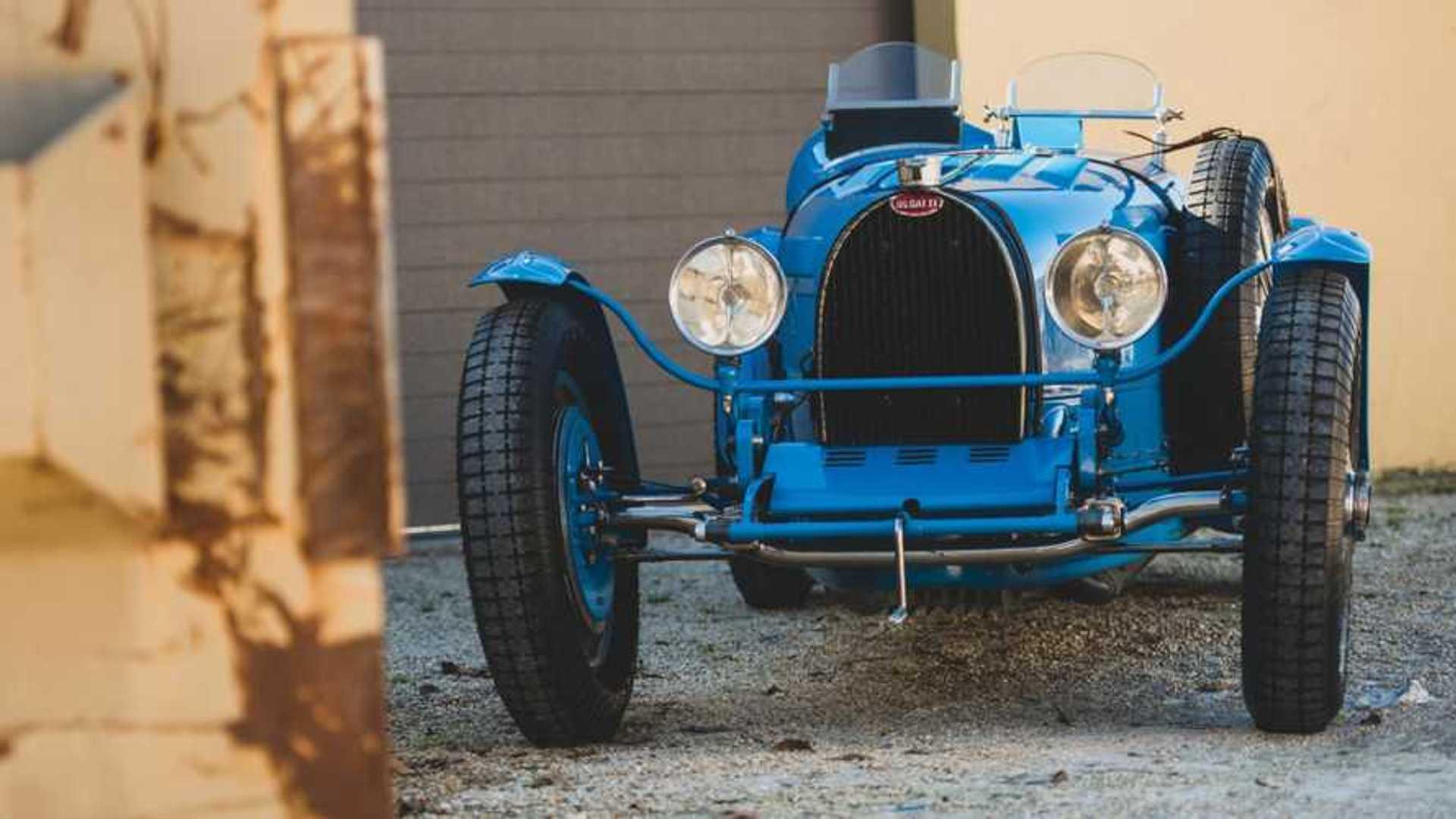Rare Ex Works 1933 Bugatti Type 51 Selling At Amelia Island Motorious