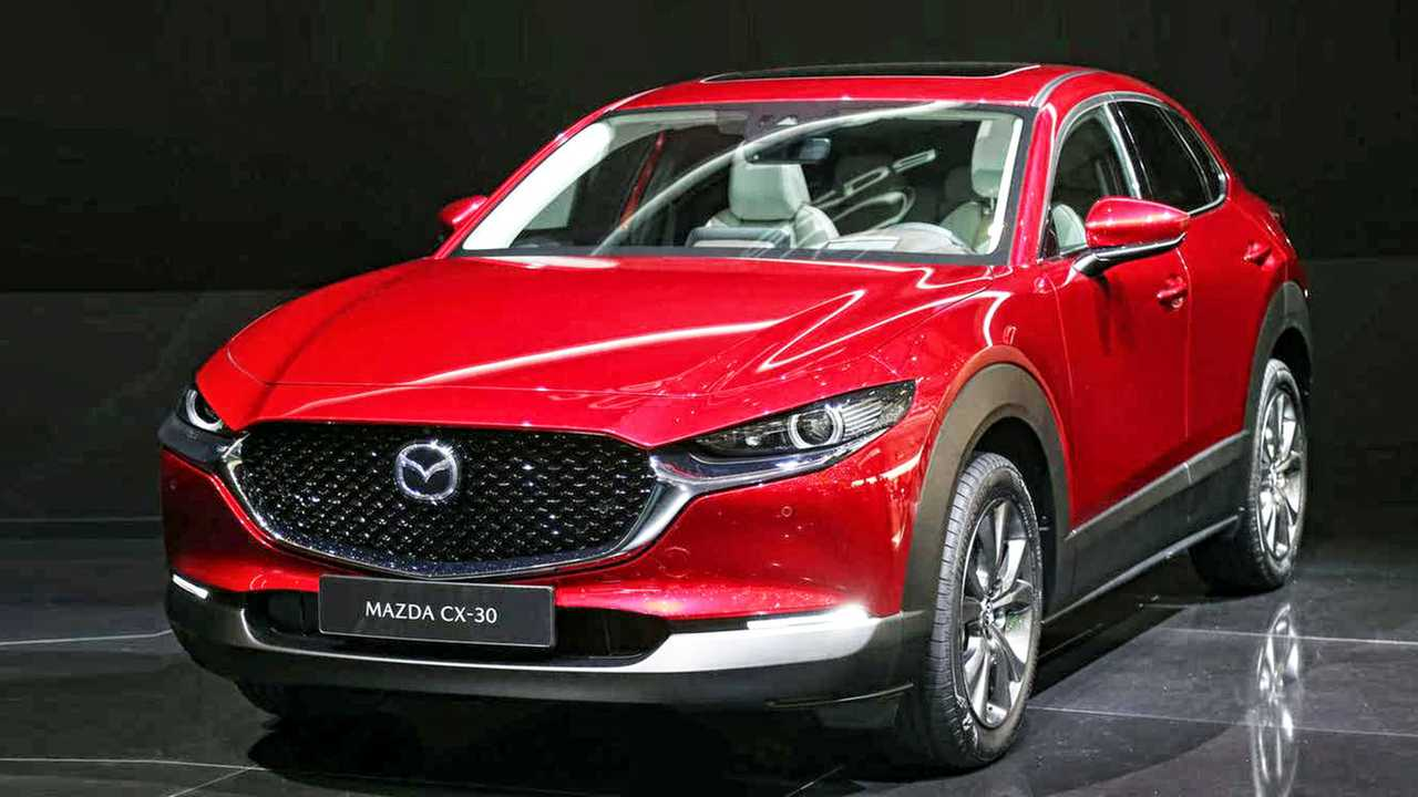 Top: Mazda CX-30