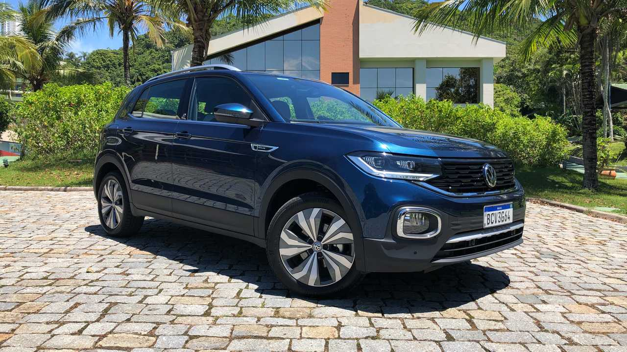 Volkswagen T-Cross Highline 250 TSI