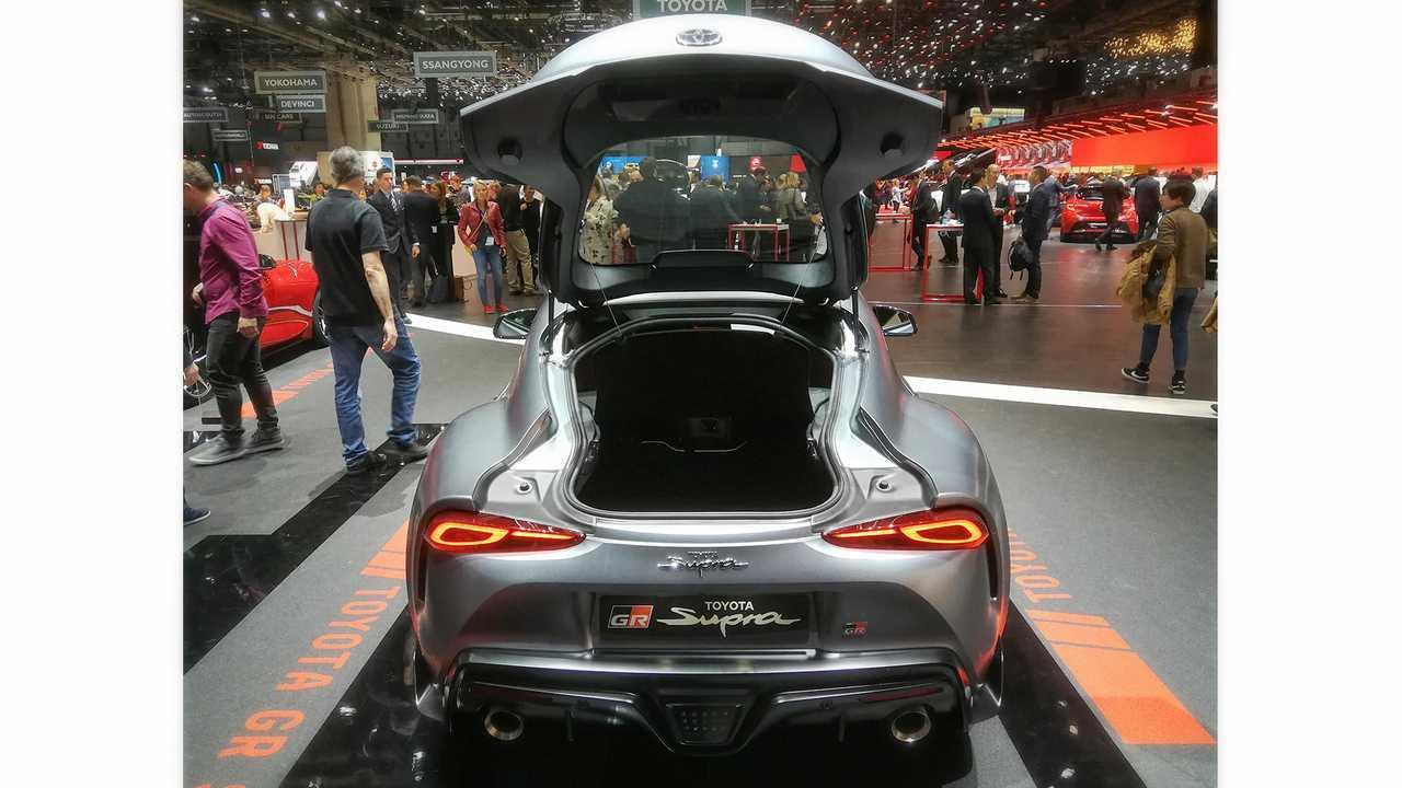 Toyota Gr Supra 2019 Sitzprobe In Der Euro Version