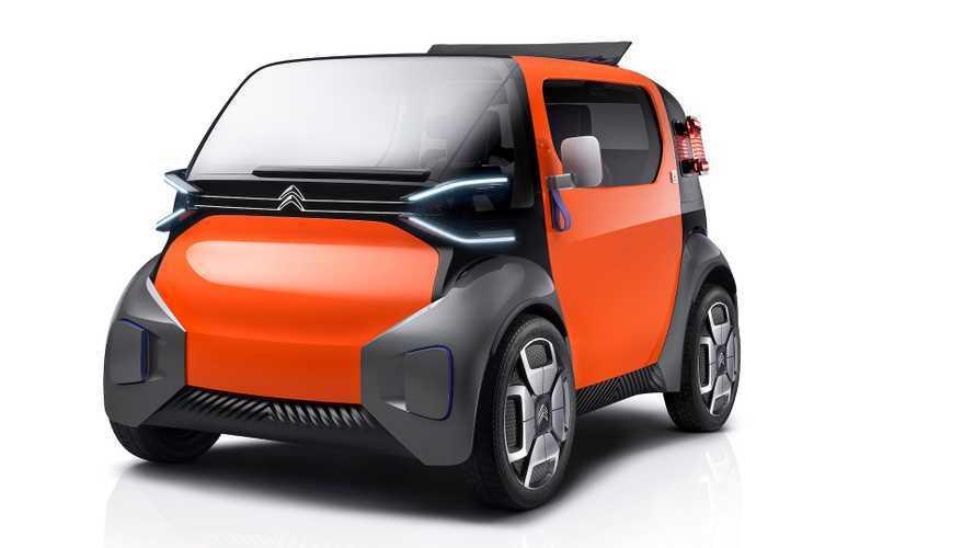 Citroën Ami One Concept: así será la nueva movilidad eléctrica