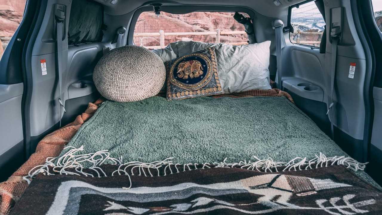 Oasis Campervans conversion