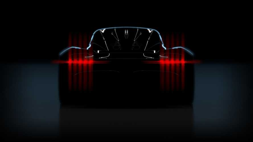Aston Martin Project 003 teased as Valkyrie's little brother