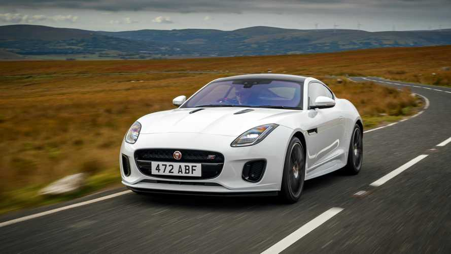 Jaguar F-Type Chequered Flag edition revealed for America