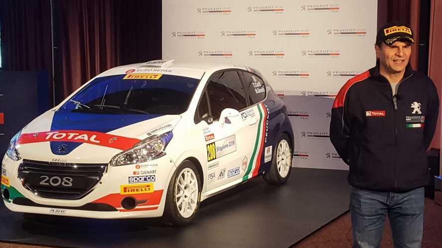 CIR: Andreucci rimane con Peugeot ma farà da tutor a Ciuffi
