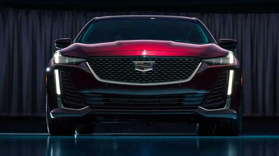 Cadillac CT5, l'erede della CTS arriva nel 2020