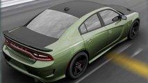 Dodge Charger SRT Hellcat Satin Black Appearance Package