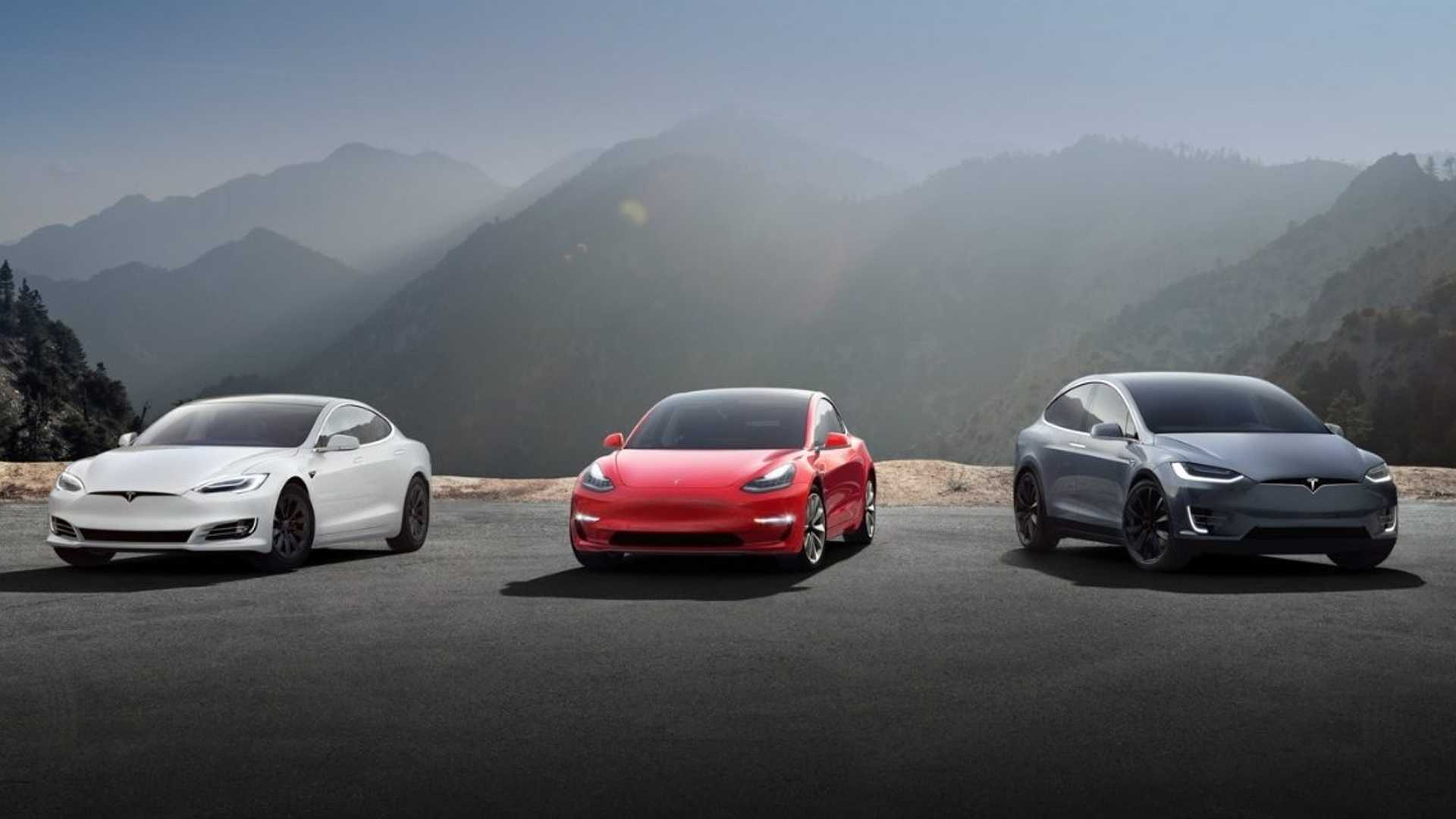 Tesla Car Deliveries Reportedly Around 1,000 Per Day