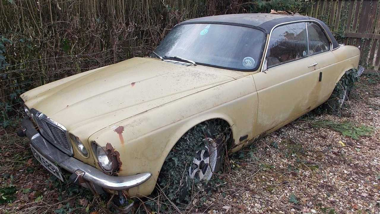 1973 Jaguar XJ Series 2 prototype – price on request