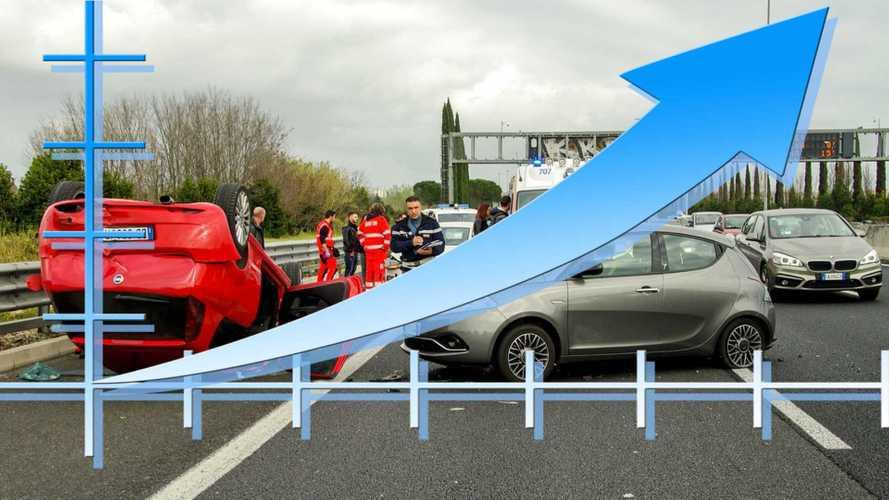 Incidenti stradali, l'Ue propone nuove regole basate sulla tecnologia