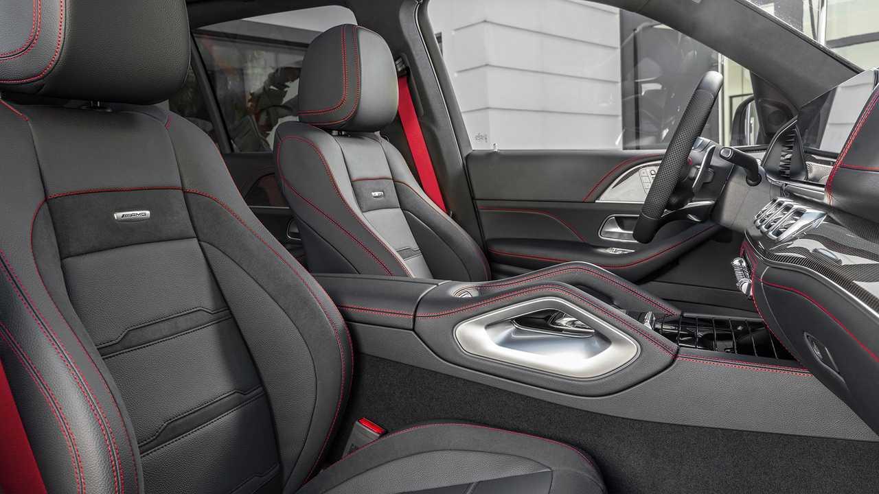 Mercedes-AMG GLE 53 4MATIC 2019