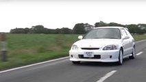 All Generations Of Honda Civic Type R