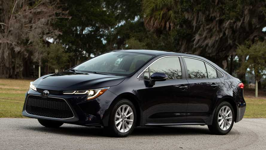 2020 Toyota Corolla Sedan First Drive: The Safe Choice