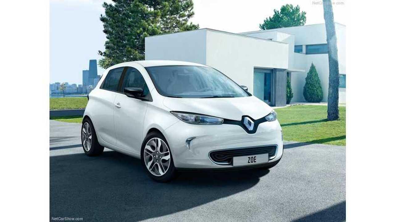 Renault's EV Strategy: Advance Battery Technology, Improve Aerodynamics, Minimize Drivetrain Losses and Reduce Charging Times