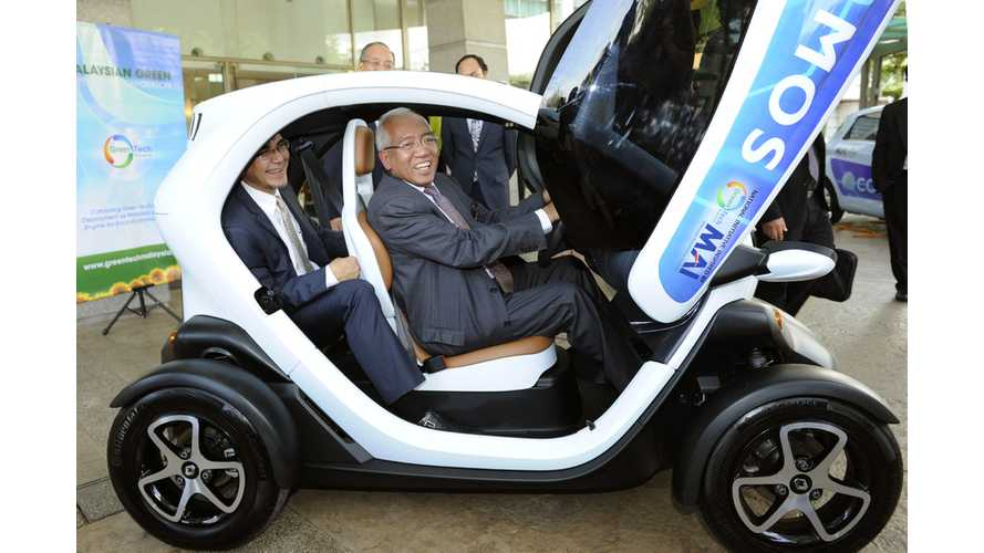 Malaysia To Launch Its First EV Sharing Program This Summer - Video