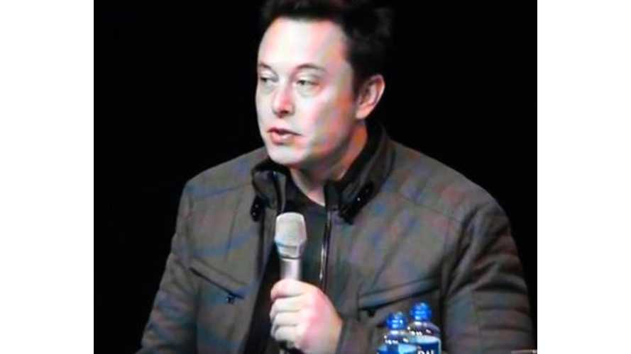 "Elon Musk Answers - ""Do You Think Tesla Will Become The Largest Car Manufacturer In The World?"""