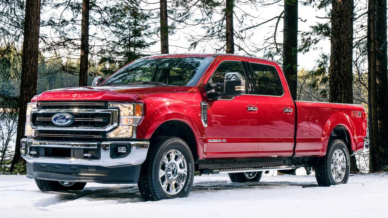 2020 Ford F-250 King Ranch Lead