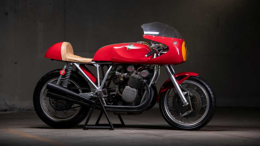 Enormous MV Agusta Collection Up For Sale