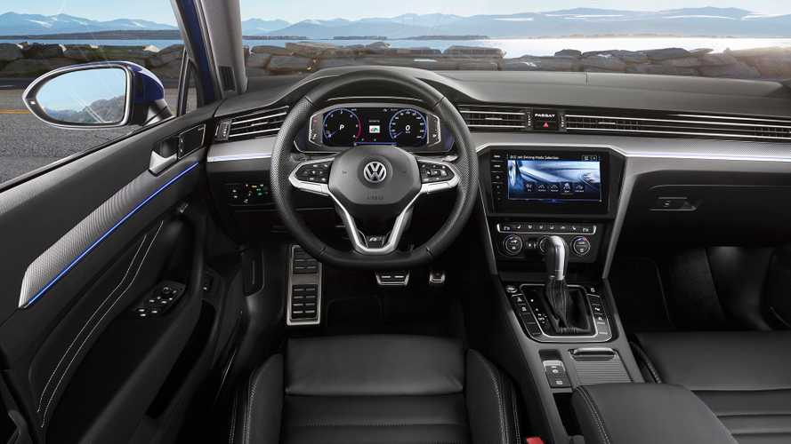 VW says Passat ts the most important family car in the world
