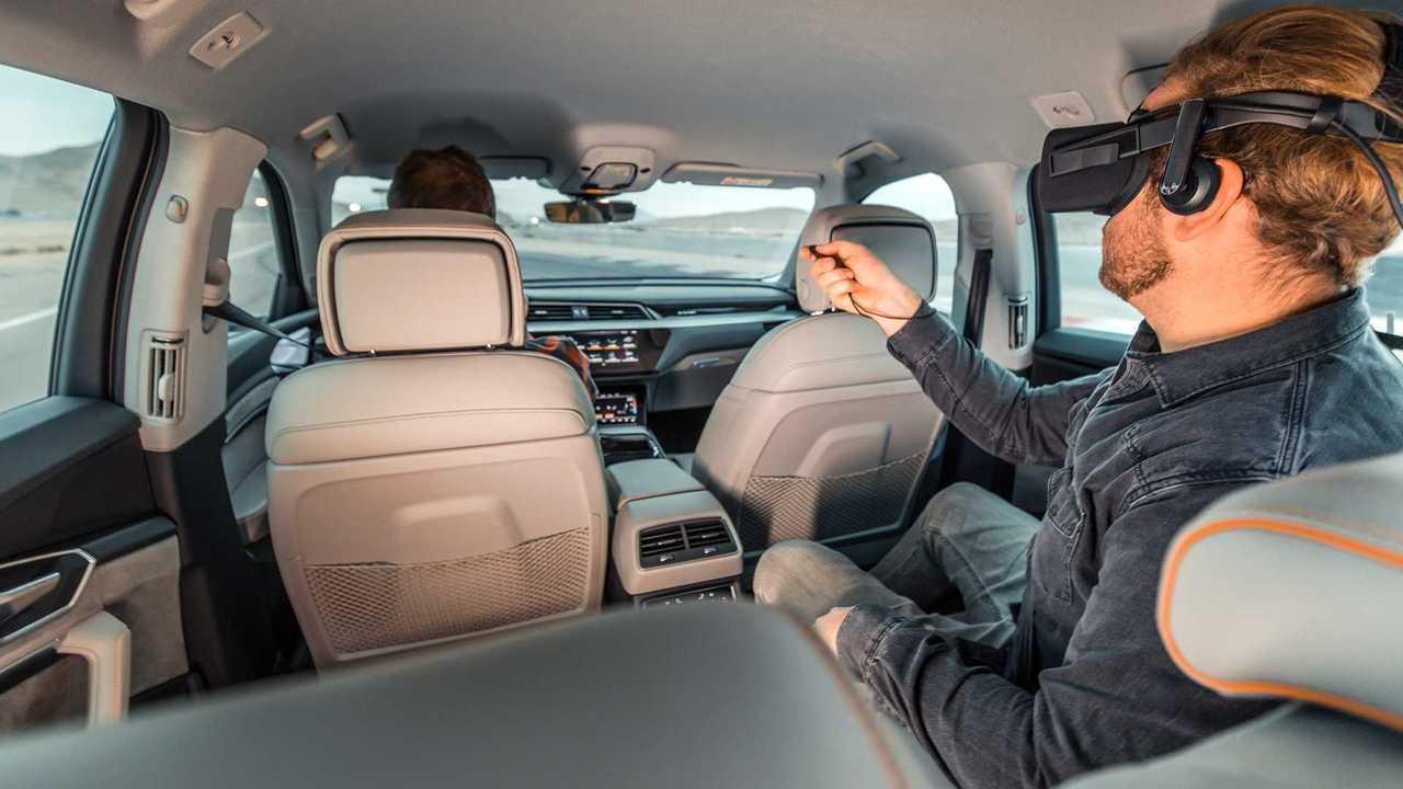 Audi experience CES