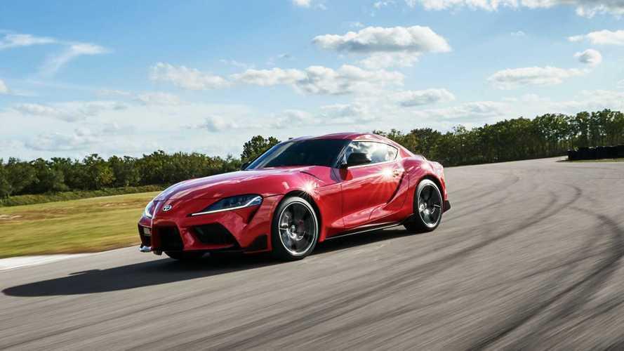 Toyota Supra'nın tarihine bir göz atın