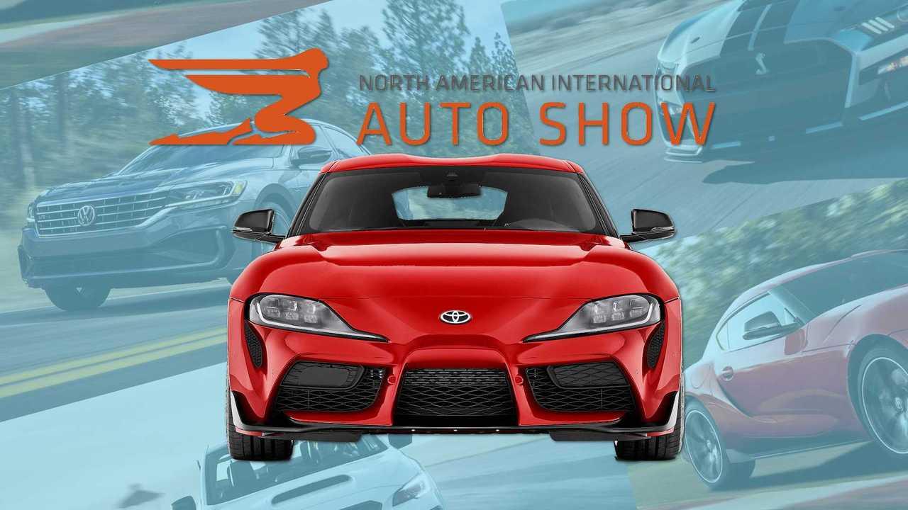 Detroit Auto Show Lead