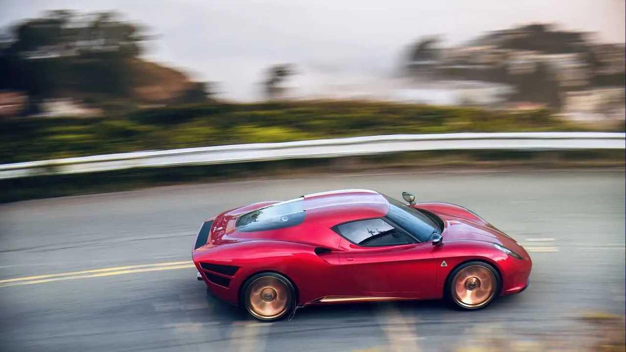 Alfa Romeo Nivola 2019 von Ugur Sahin Design