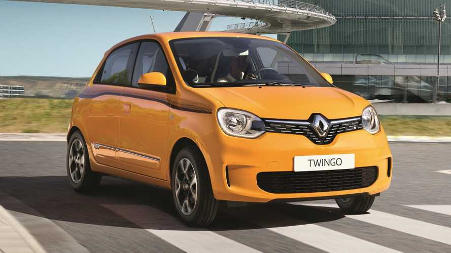 Renault Twingo: Elektroversion in den Startlöchern?