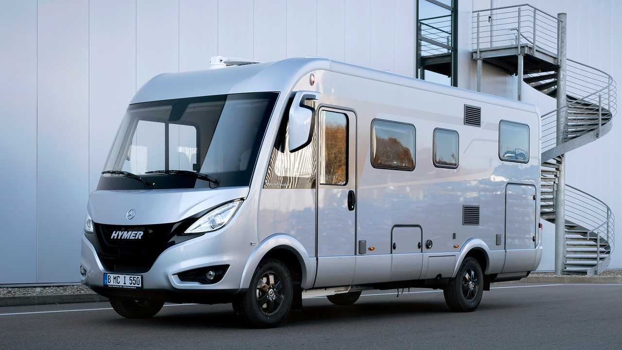 Hymermobil B-Class Modern Comfort I 550