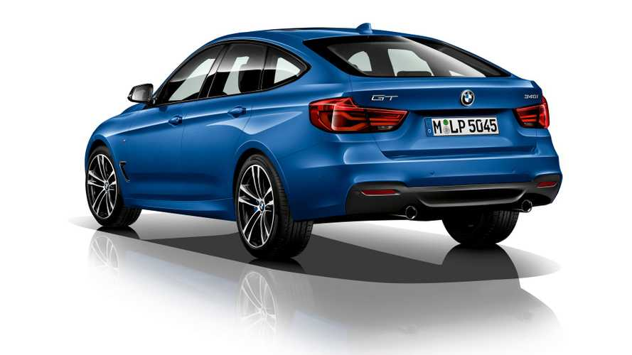 BMW 3 Series Gran Turismo is officially axed after this gen