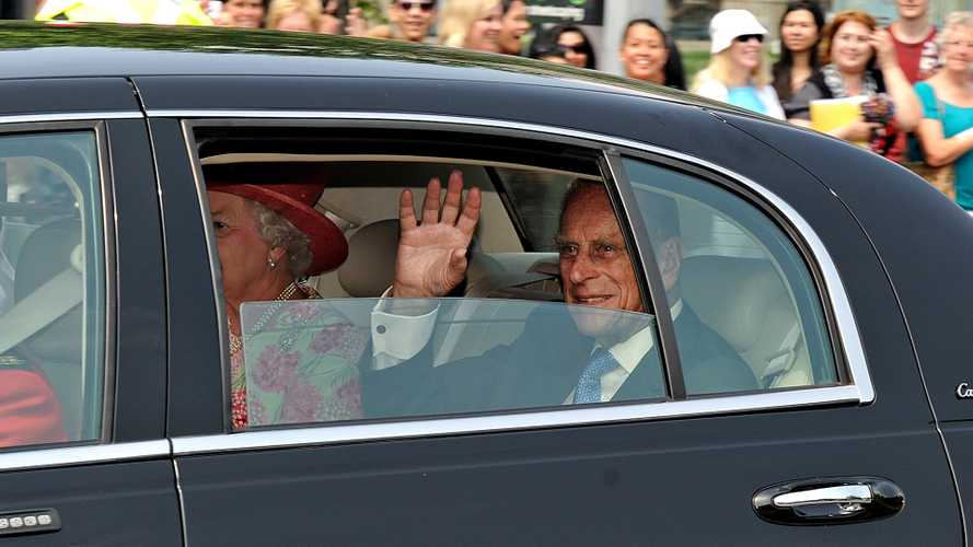 Prince Philip Surrenders Driving License