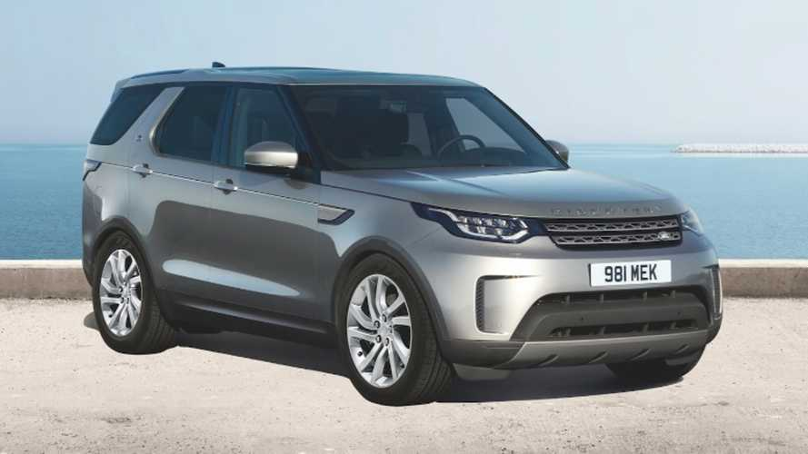 Land Rover celebrates Discovery birthday with new special edition