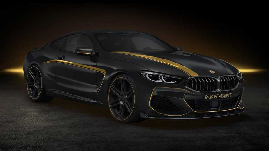 BMW 8 Series Coupe By Manhart Is The M8 Alternative