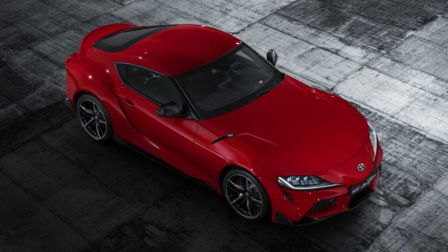 Toyota Supra makes Euro debut in Geneva as sold out model