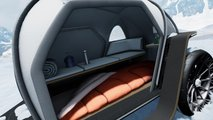 BMW and Northface Futurelight Camper Concept
