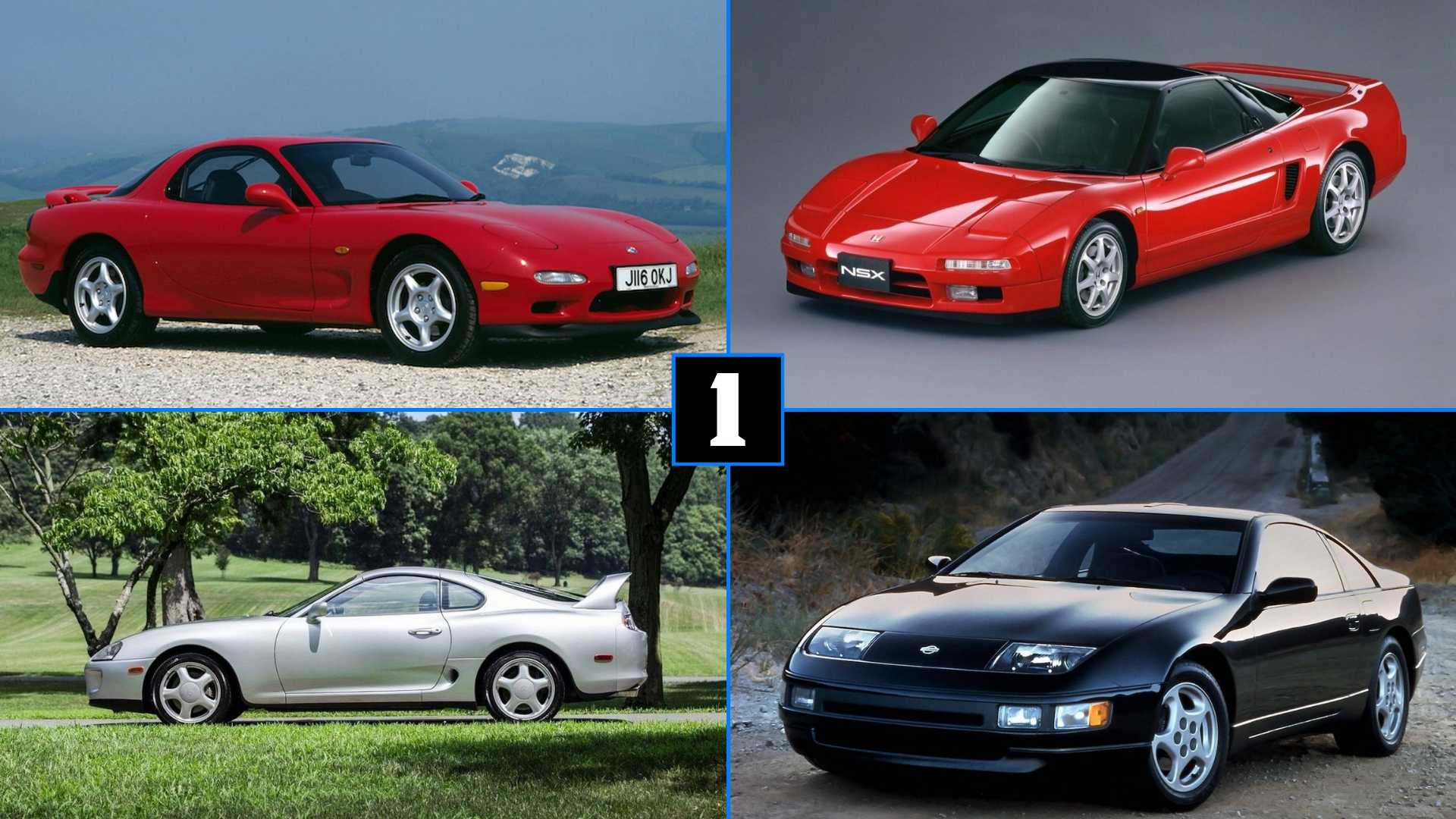 5 Anese Sports Cars From The 90s