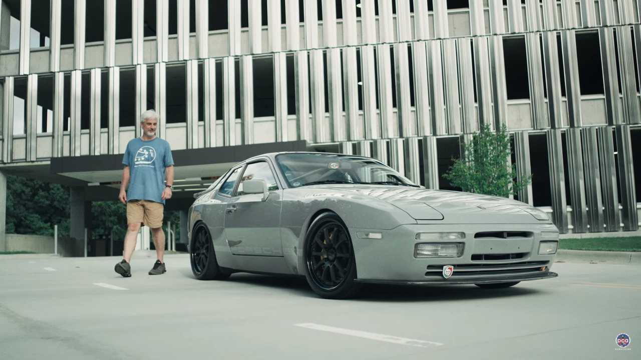 Porsche 944 RS Turbo restomod