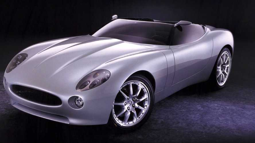 Prototipos olvidados: Jaguar F-Type Concept (2000)