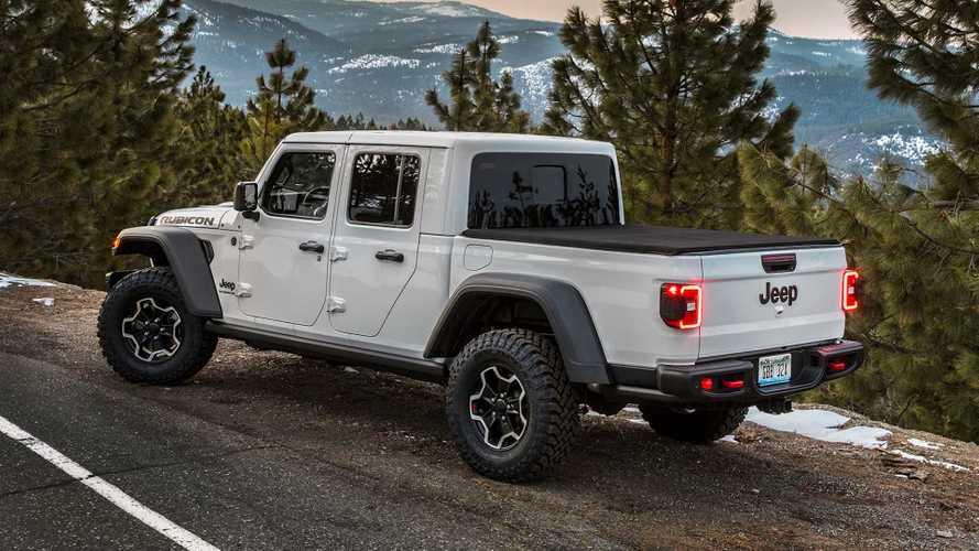 Esperada no Brasil, Jeep Gladiator é confirmada para a Europa em 2020
