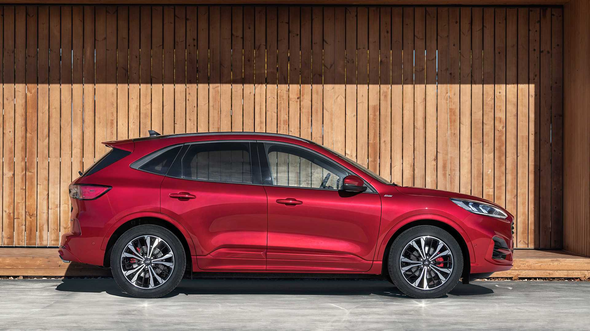 Que Coche Comprar Ford Kuga 2020 Hibrido Enchufable Y St Line X