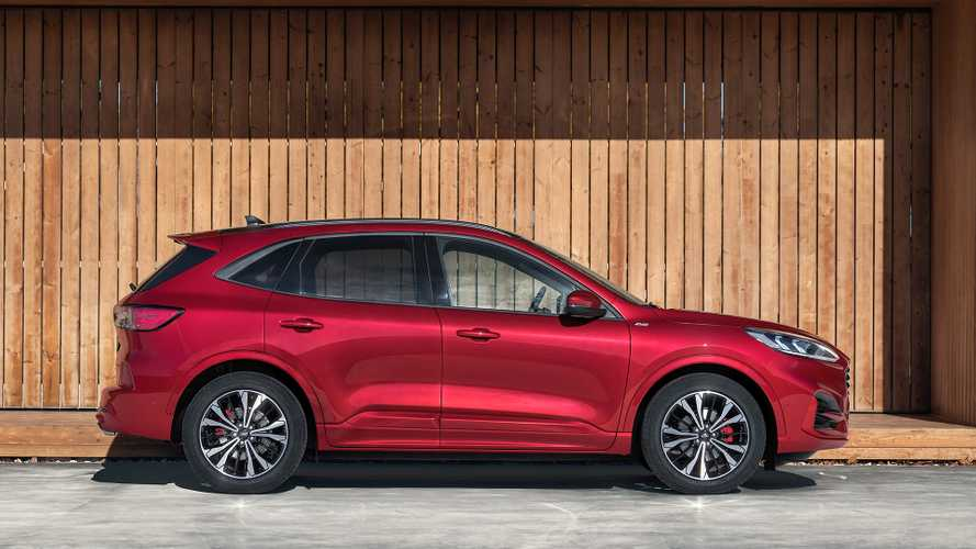¿Qué coche comprar? Ford Kuga 2020, híbrido enchufable y ST-Line x