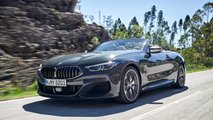 2019 BMW 8 Series Cabriolet: First Drive
