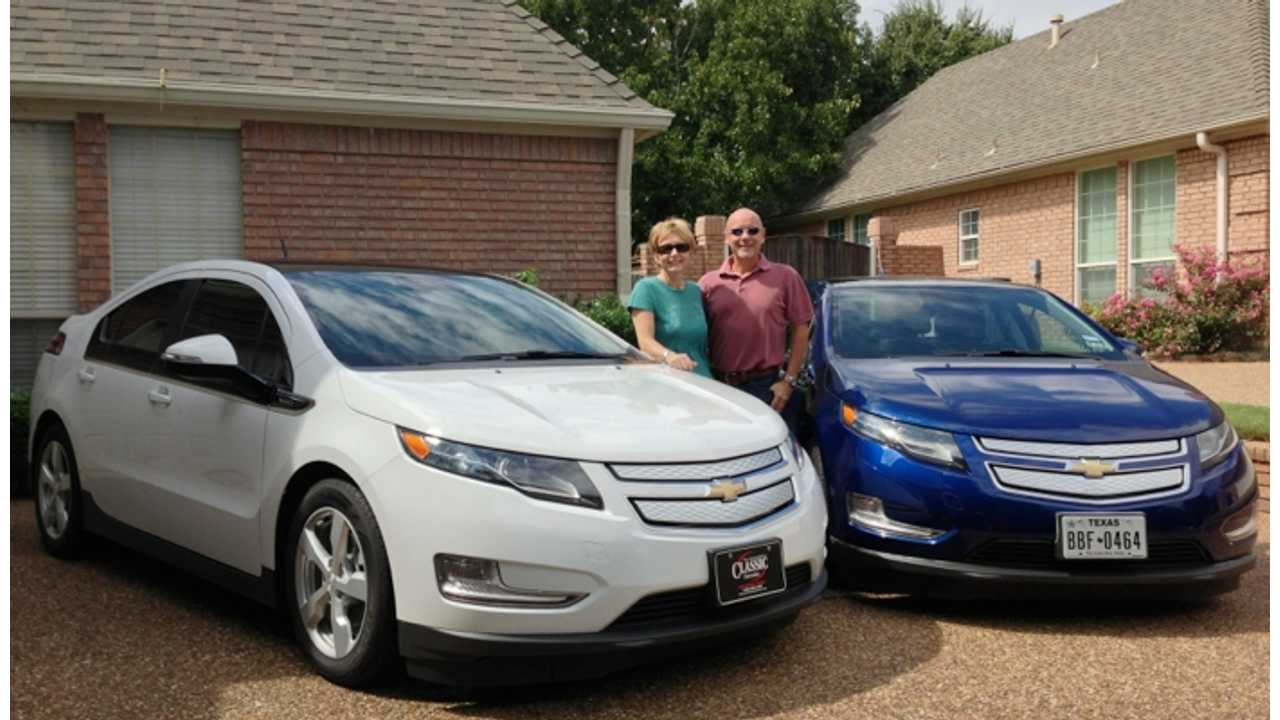 The Year of Living Electrically in the Chevy Volt Saves Owner $2224.25 in Fuel Costs